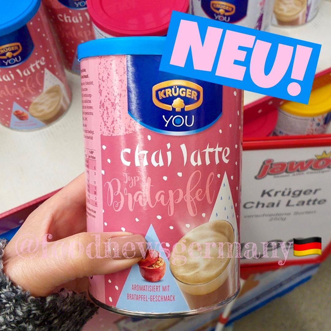 Krüger You Chai Latte Bratapfel