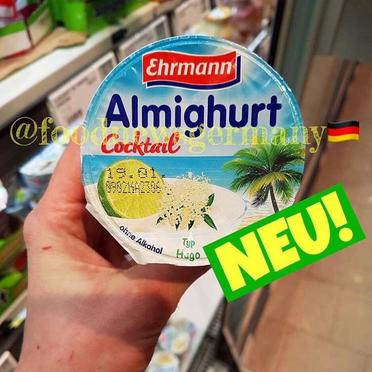 Ehrmann Almighurt Cocktail