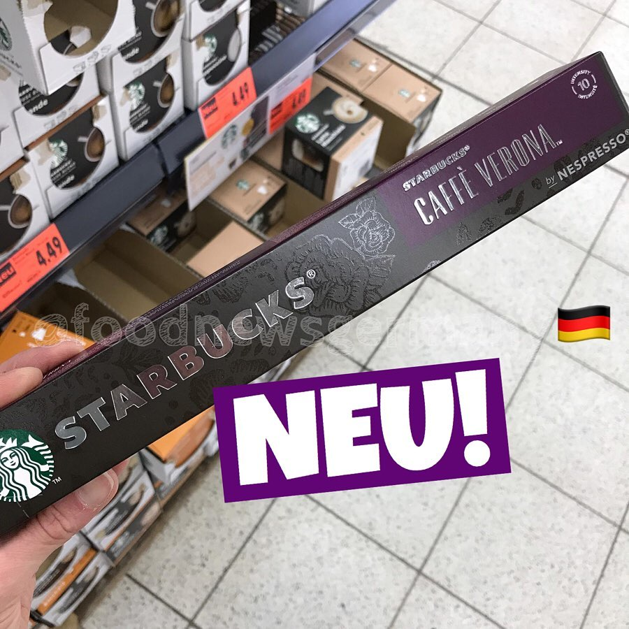 Starbucks Espresso Nespresso