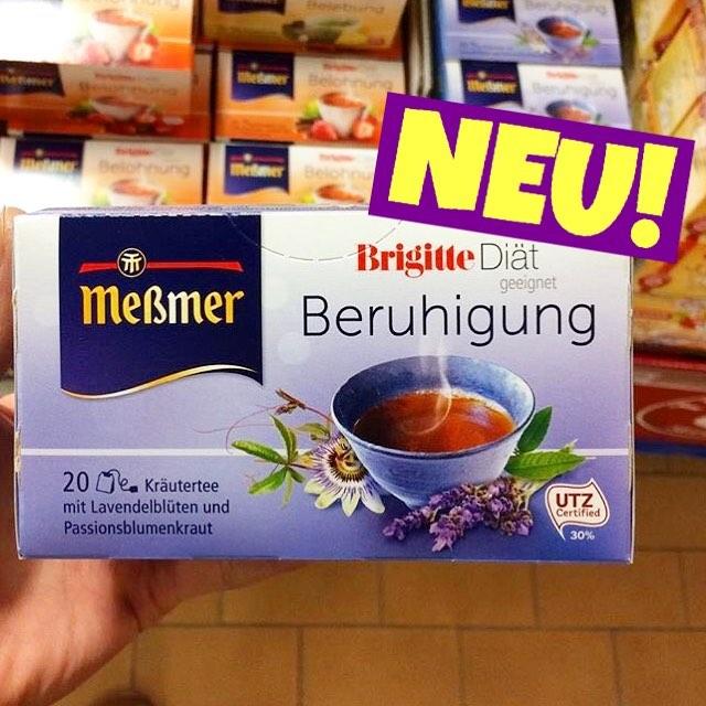 "Meßmer Tee ""Beruhigung"" - Brigitte Diät"