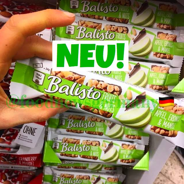 Balisto Fruits & Nuts