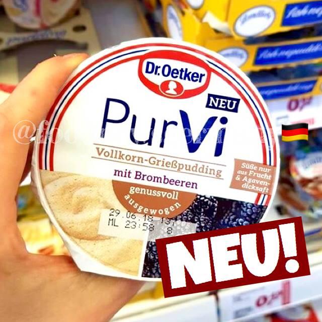 Dr.Oetker PurVi Vollkorn-Grießpudding