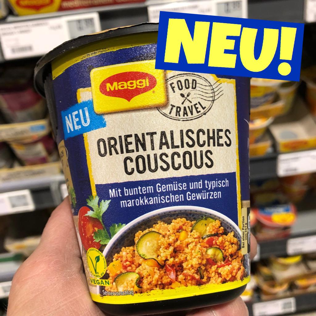 Maggi Orientalisches Couscous