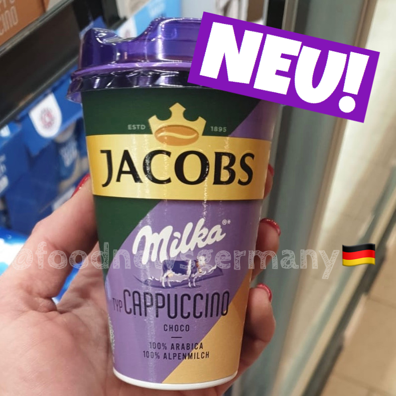 Jacobs Milka Typ Cappuccino