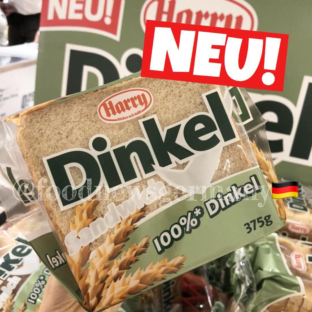 HARRY DINKEL SANDWICH