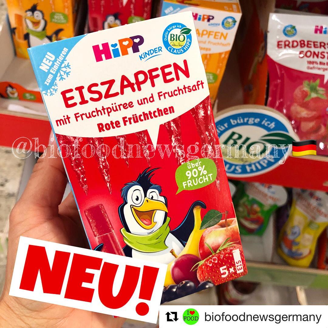 Hipp Eiszapfen