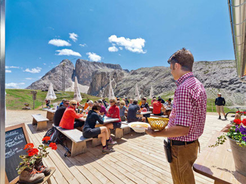 Tierser Alpl (Dolomites, Italian Alps)