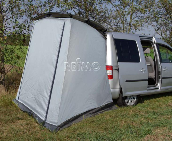 extra room for small mini-campervans