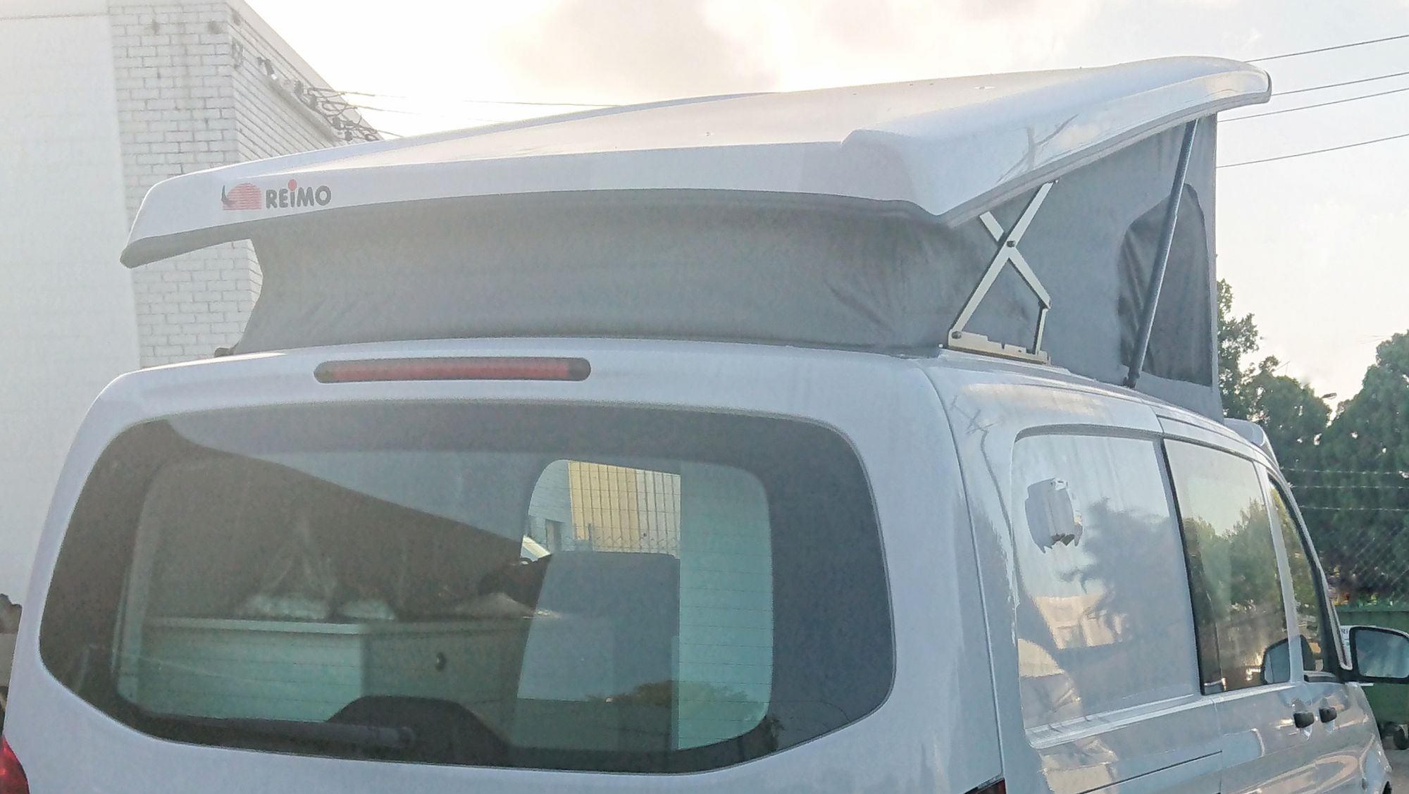 Reimo roof Mercedes Vito MWB 2018