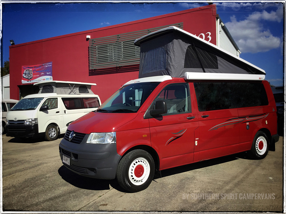 can be also retro fit to existing campervan conversions- such as KEA Freedom