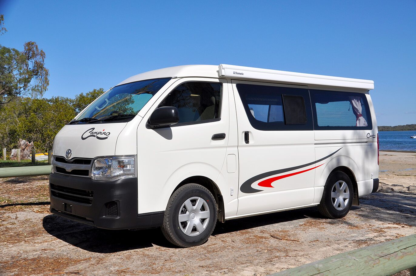 suits all Toyota Hiace LWB- SSC poptop conversion