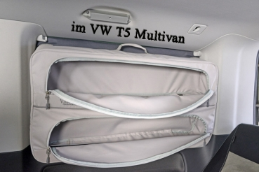 plenty of extra space in your Multivan