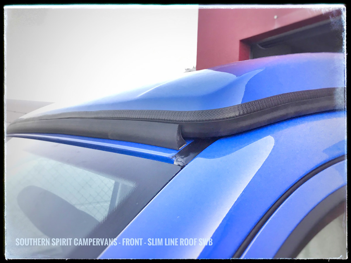 integrated front spoiler