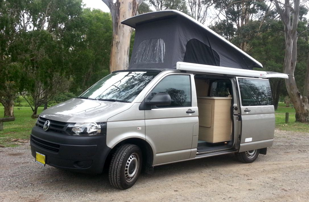 ideal for compact travelling T5