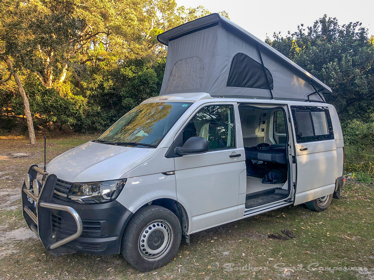Volkswagen Reimo roof for LWB Transporter  Australia