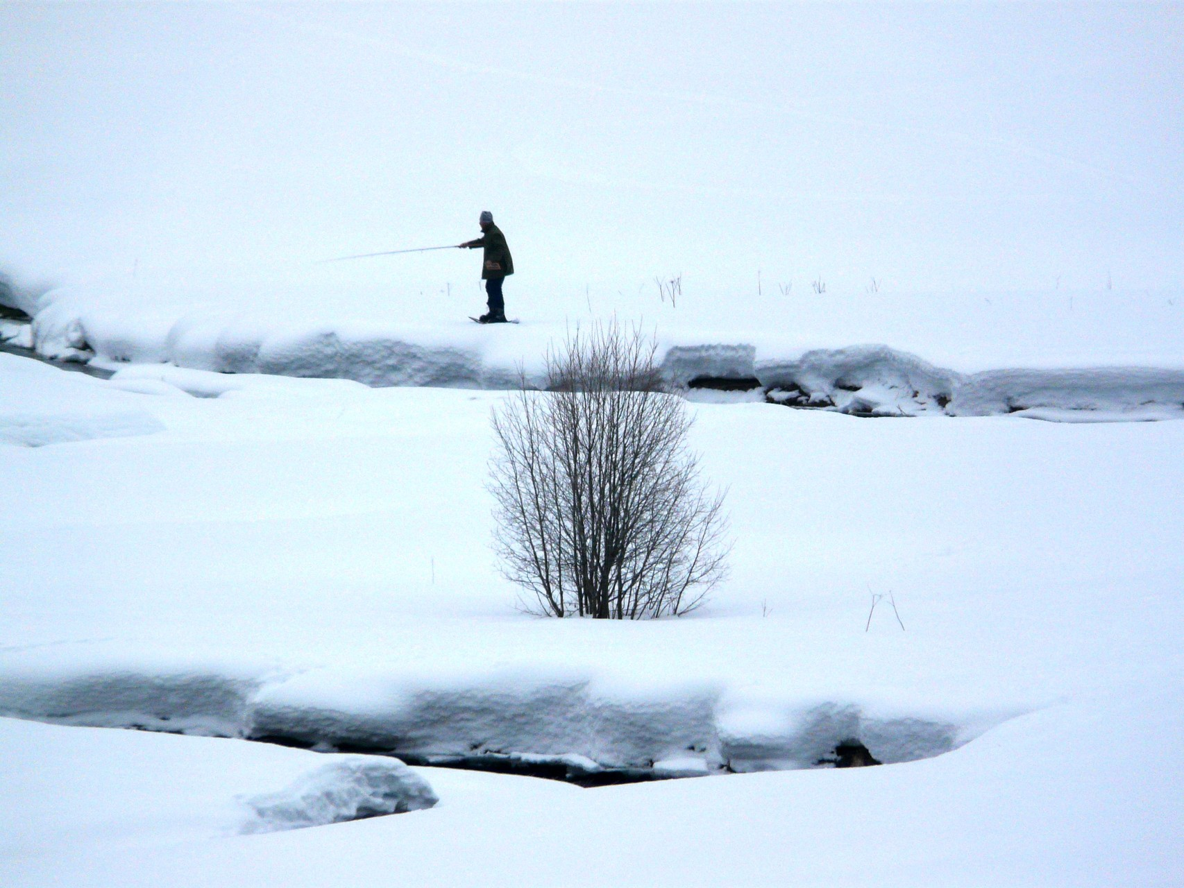 Les rêveries du pêcheur solitaire