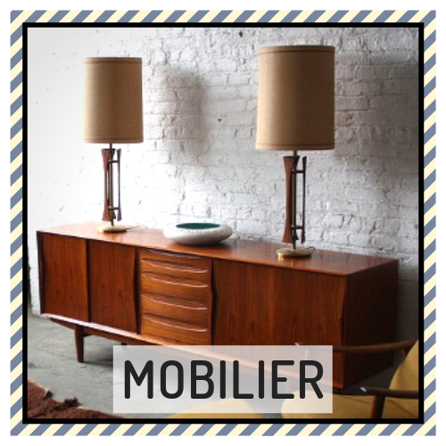 mobilier,bureau,enfilade,table,guéridon,chevet,teck,rotin,vintage,art deco,scandinave,design,moderne,1960,1970,1950,retro,mcintosh,table basse,porte manteau,guillerme et chambron,guariche,tendance
