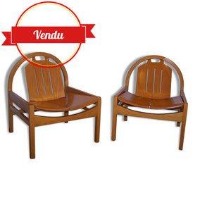 Lounge Baumann, fauteuils baumann, Baumann vintage, fauteuil lounge, fauteuil vintage, fauteuil design, fauteuil pas cher, baumann Argos