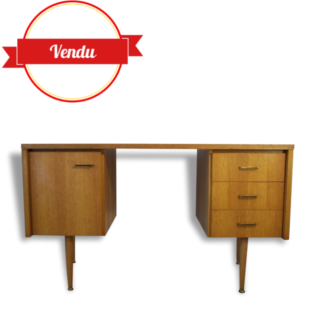 Mobilier meuble vintage antiquit du xx me majdeltier for Meuble bureau 1950
