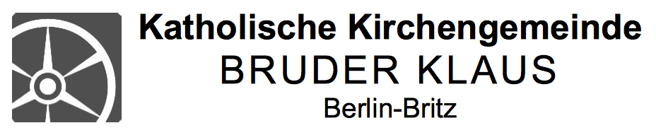 Logo_ Bruder Klaus in Berlin-Britz