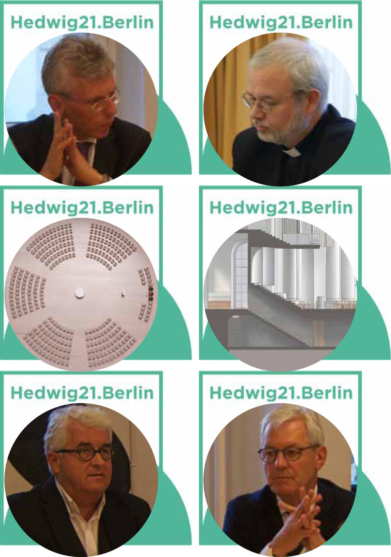 Hedwig21-Gründer, Vereinsvorstände und alte Modelle