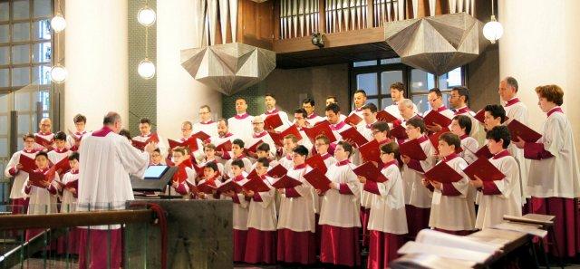 Für die Apostolische Nuntiatur im Foto festgehalten von Hubertus Konitz