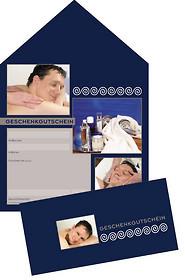 Massagegutschein für Herren