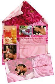 Geschenkgutschein Massage für Frauen