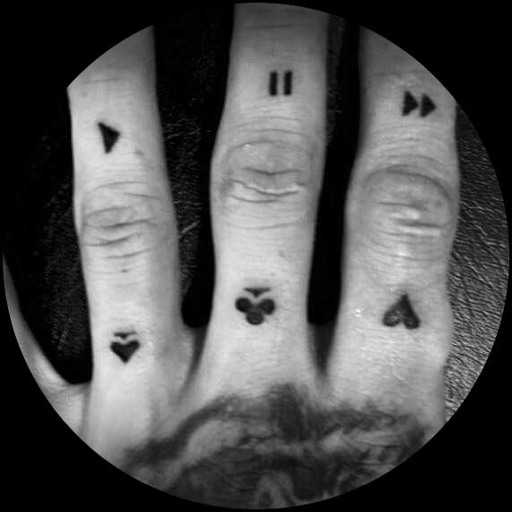 Finger Lettering 3