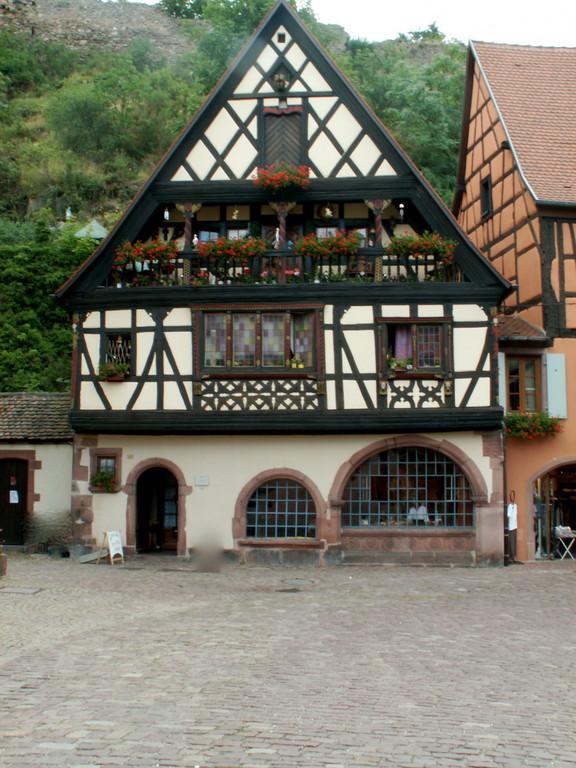 L'Alsace & Forêt noire