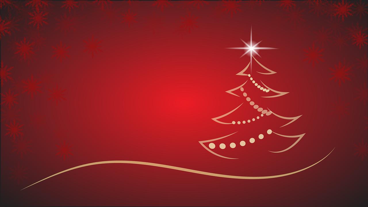 Frohe Weihnachten und ein gesundes Jahr 2021