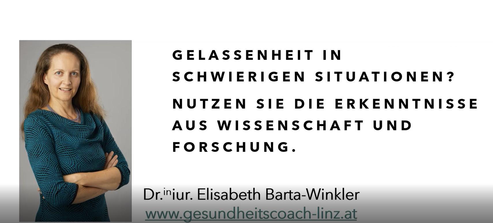 Video-Vortrag für Linzer Frauengesundheitszentrum