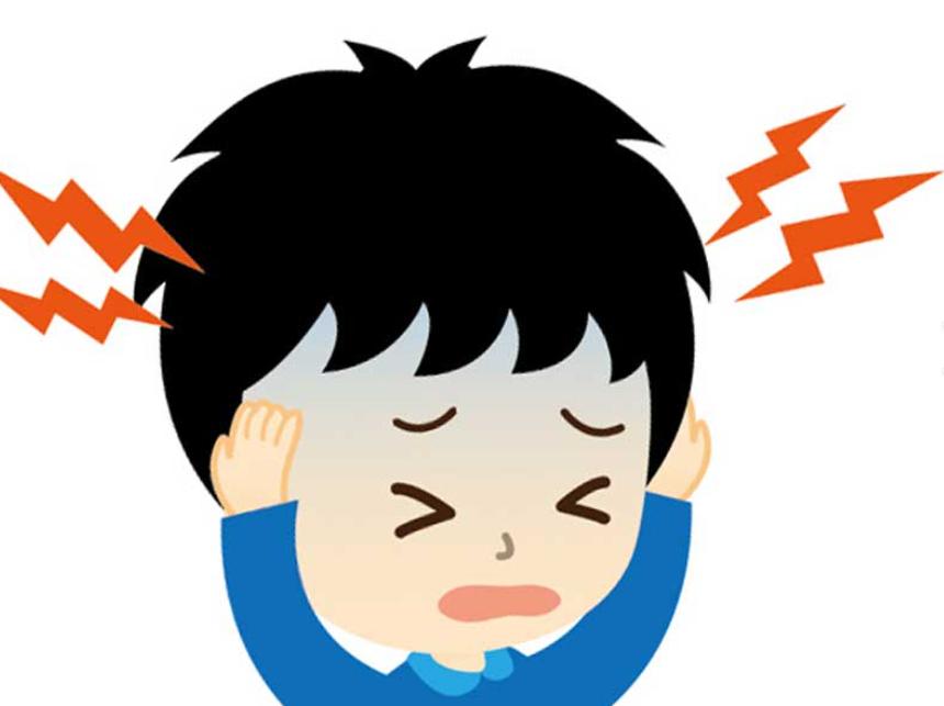 子供の偏頭痛学校に行けない子供たち