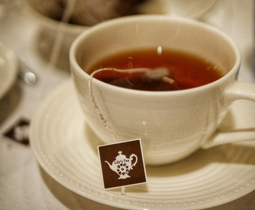 LILYS TEA オリジナルティーバッグ