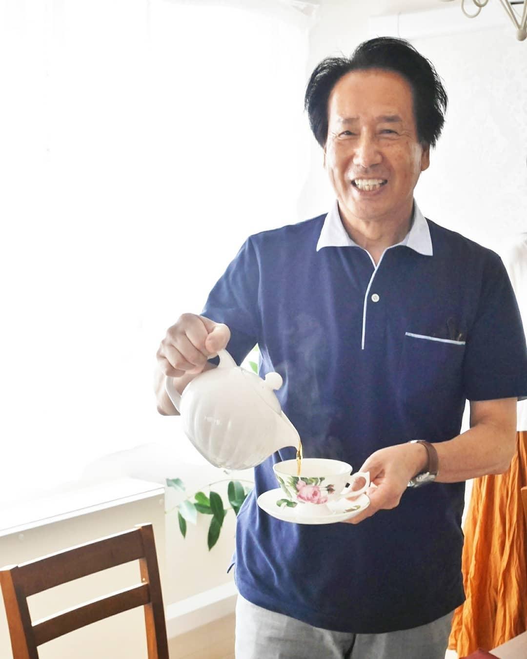 紅茶研究家 磯淵猛先生 わたしの大好きな師匠