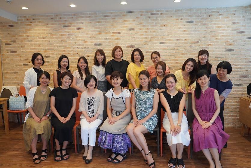 2019/8/7 新宿にて紅茶教室