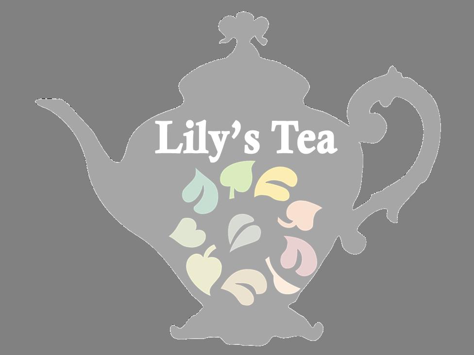 Lily's tea のロゴは登録商標