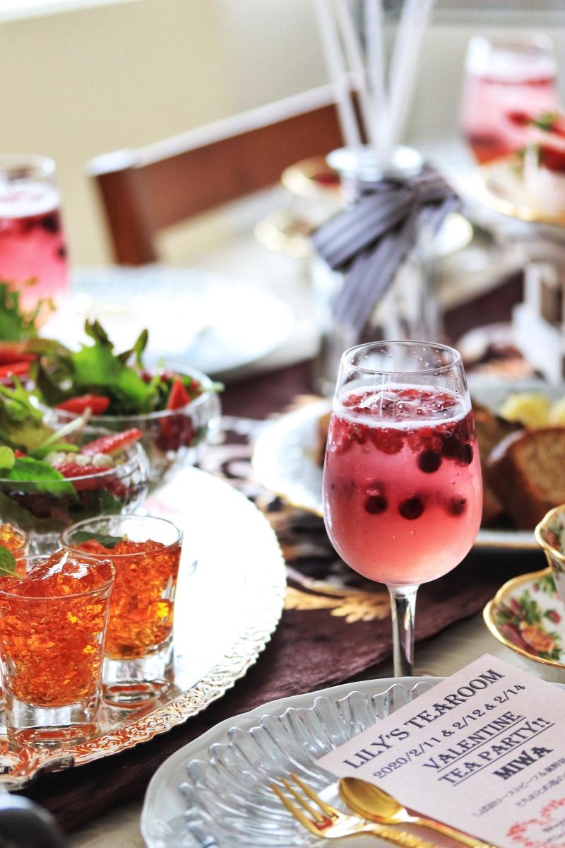 ヌワラエリヤ紅茶とジンジャーハニーティーソーダ