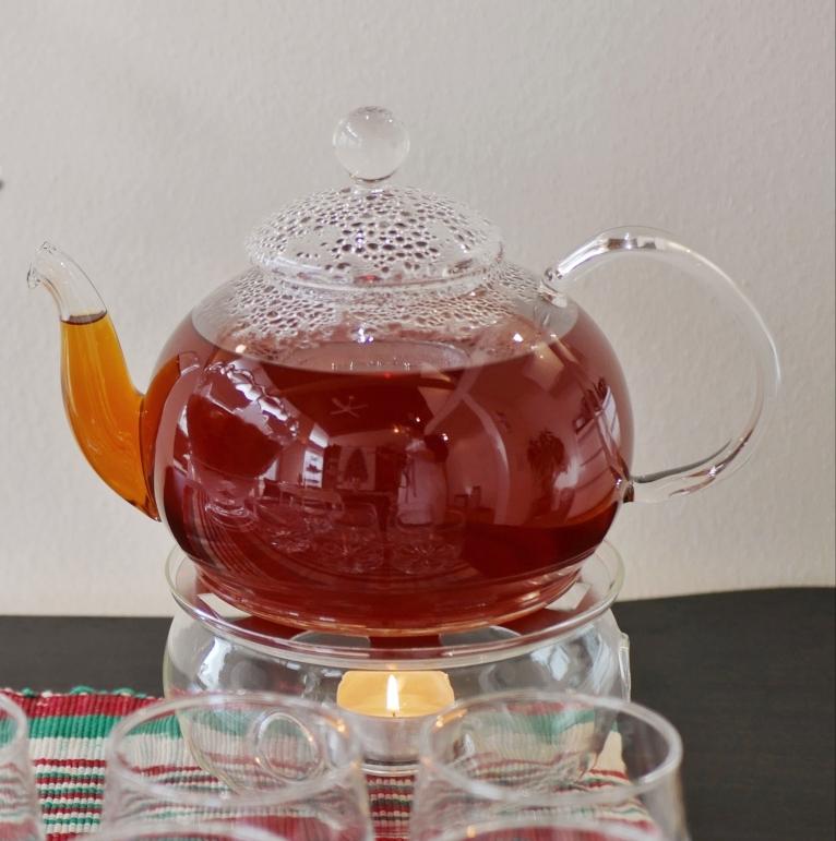 温活には、紅茶。