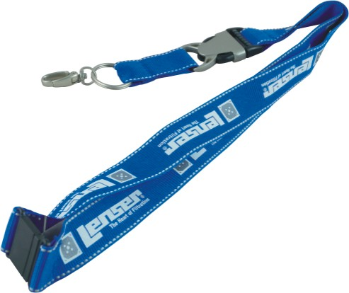 lanyards e porta badge aziendali