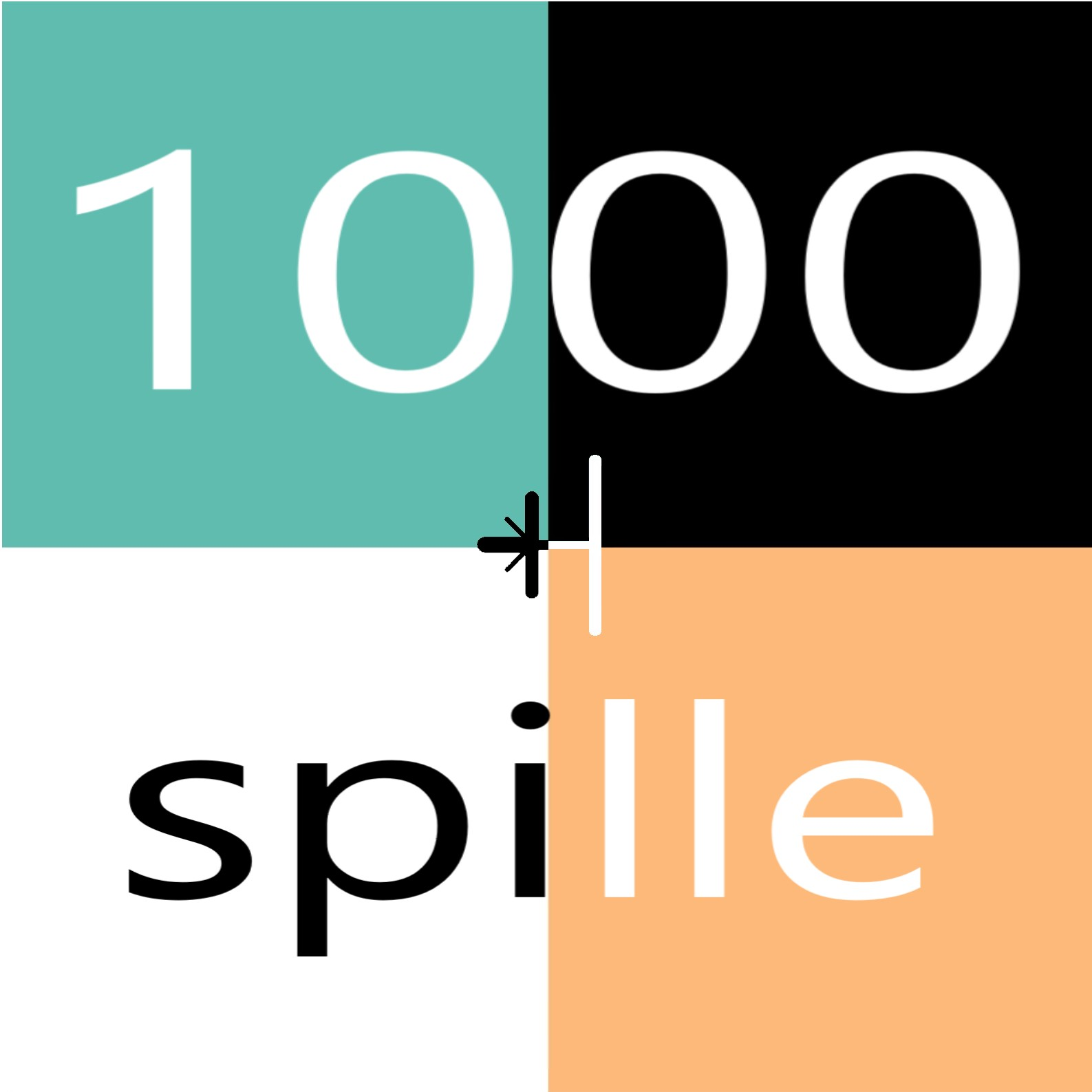 logo ufficiale 1000spille