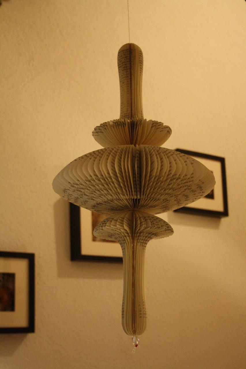 Hängende Installation Höhe ca. 52 cm