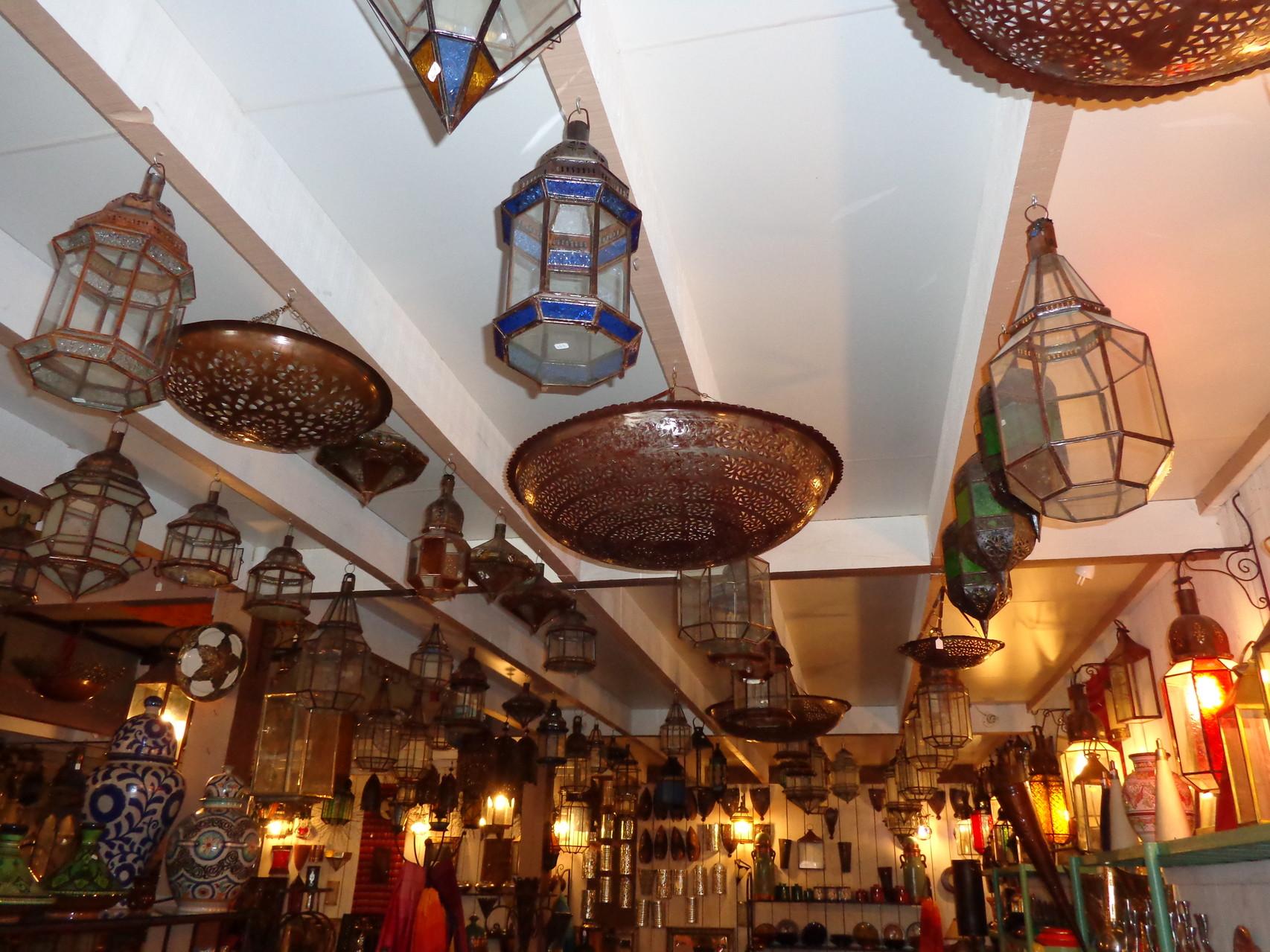 lustes marocains