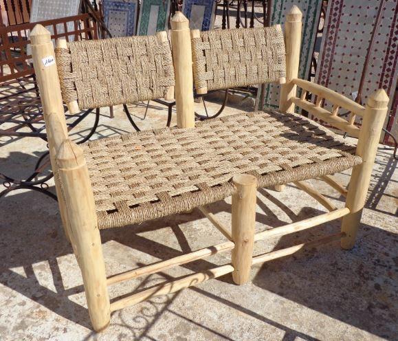 fauteuil 2 place de jardin