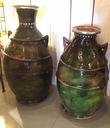 poterie de tamegroute verte