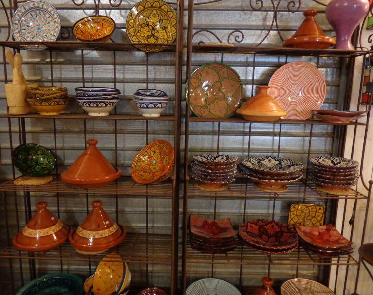 chezmomo deco artisanat marocain vaisselle On artisanat marocain montpellier