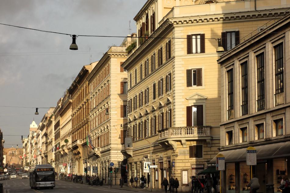 Rom - Via Nazionale