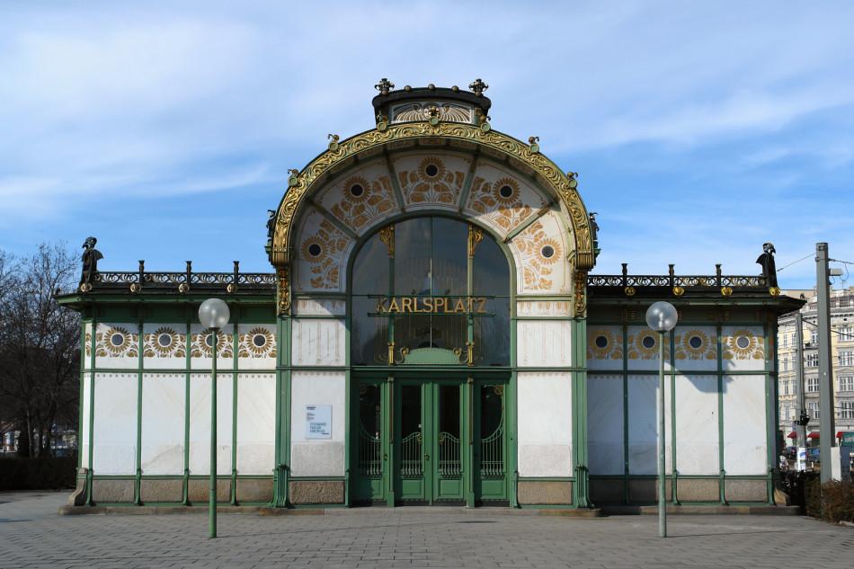 Wien - Karlsplatz