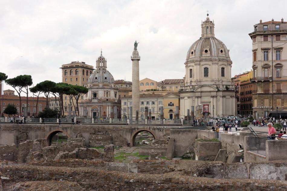 Rom - Trajanssäule