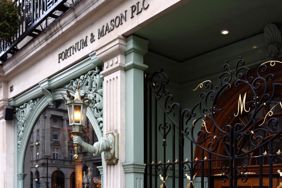 London - Fortnum & Mason